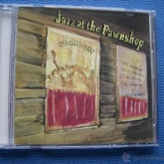 CDs de Música: ARNE DOMNERUS & FRIENDS JAZZ AT THE PAWNSHOP CD ALBUM DINAMARCA 1990 PDELUXE. Lote 50429179