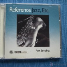 CDs de Música: VARIOS - JAZZ FIRST SAMPLING CD ALBUM USA 1990 PDELUXE. Lote 50429614
