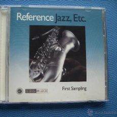 CDs de Música: VARIOS - JAZZ FIRST SAMPLING CD ALBUM USA 1990 PDELUXE. Lote 50429614