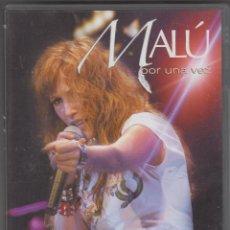 CDs de Música: MALÚ CD + DVD POR UNA VEZ 2004. Lote 84583794