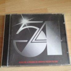 CDs de Música: 54, CD BSO SOUNDTACK. Lote 88798696