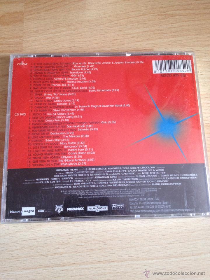 CDs de Música: 54, Cd BSO Soundtack - Foto 2 - 88798696