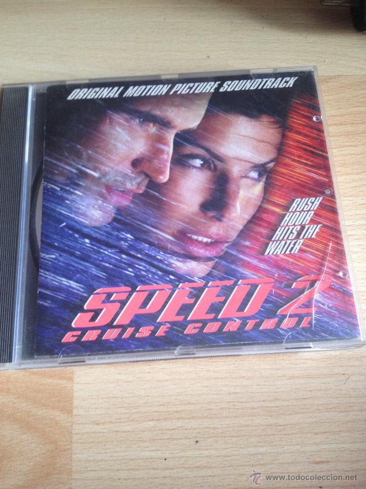 SPEED 2, CD BSO SOUNDTRACK (Música - CD's Bandas Sonoras)