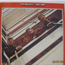 CDs de Música: CD--THE BEATLES--1962-1966--DOS CDS---CON LIBRETO DE CANCIONES EN INGLÉS. Lote 50457058