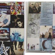 CDs de Música: CD--U2--ACHTUNG BABY--1991-CON LIBRETO DE CANCIONES EN INGLÉS. Lote 50457419