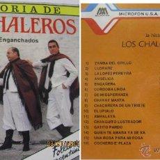 CDs de Música: CD--LA HISTÓRIA DE LOS CHALCHALEROS-1990. Lote 50458337