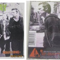 CDs de Música: CD--GREEN DAY--WARNING. Lote 50458557