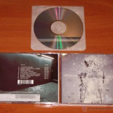 CDs de Música: MASSIVE ATTACK - 100TH WINDOW - CD [VIRGIN, 2003] LEFTFIELD DOWNTEMPO TRIP HOP. Lote 50467642