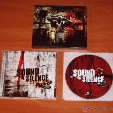 CDs de Música: SOUND OF SILENCE - LA CASA DE LOS LAMENTOS - SLIPCASE CD [UNDERHILL, 2006] MELODIC DEATH METAL. Lote 50467706