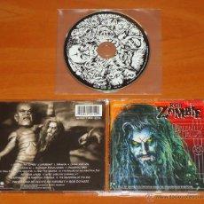 CD de Música: ROB ZOMBIE - HELLBILLY DELUXE - CD [GEFFEN RECORDS · REEDICIÓN] METAL. Lote 50467727