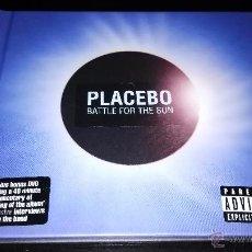 CDs de Música: PLACEBO - BATTLE FOR THE SUN - CD+DVD. Lote 50467732