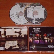 CD de Música: METALLICA - S&M - 2XCD [VERTIGO, 1999] SYMPHONIC ROCK THRASH METAL. Lote 50467737
