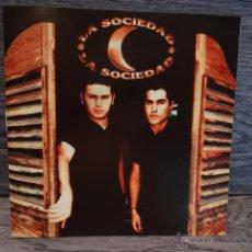 CDs de Música: LA SOCIEDAD. CORAZÓN LATINO. CD / BMG-CHILE - 1998. 12 TEMAS. CALIDAD LUJO.. Lote 50474680