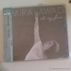 CDs de Música: LOTE CD MIRA AWAD ALL MY FACES TAIWAN OBI EUROVISION FESTIVAL DE SONG CONTEST SINGLE LP NOA. Lote 50481122