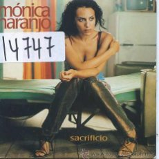 CDs de Música: MONICA NARANJO / SACRIFICIO (CD SINGLE CARTON PROMO 2001). Lote 50501292