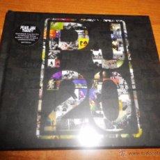 CDs de Música: PEARL JAM TWENTY BANDA SONORA DEL DOCUMENTAL CONMEMORACION 20 AÑOS DE CARRERA 2 CD LIBRO PRECINTADO. Lote 50519898