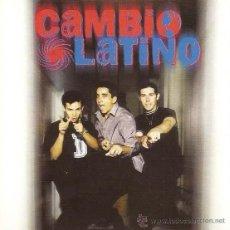 CDs de Música: CAMBIO LATINO-CAMBIO LATINO- LATIN, POP EMI-ODEON, S.A. ?– 7243 5 25457 2 8 -2000. Lote 50522126