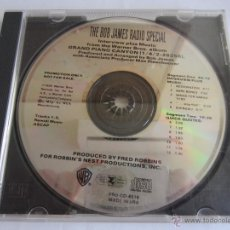 CDs de Música: BOB JAMES - GRAND PIANO CANYON RADIO SPECIAL 1990 USA CD * PROMO PRO-CD-4516. Lote 50527162