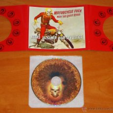 CDs de Música: ASTRO, JAZKAMER, HAIR STYLISTICS - MOTORCYCLE FUCK WITH THE GHOST RIDER - CD [ARCHIVE, 2007] NOISE. Lote 50544246