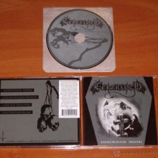 CDs de Música: CEREKLOTH - PANDEMONIUM PRAYERS -MCD. Lote 50545686