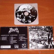 CDs de Música: ZARACH' BAAL' THARAGH' - ETERNAL DARKNESS - CD [AT WAR WITH FALSE NOISE, 2008. Lote 50545696