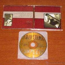 CDs de Música: COMPLETE - ADJUSTING THE PERPETUAL EMOTION MACHINE - CD [LAST EFFORT RECORDINGS, 2001]. Lote 50545818