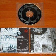CDs de Música: TEMPLE OF TIERMES - DELIRIUM SADOMASO - CD [FREAK ANIMAL RECORDS, 2004] NOISE AMBIENT INDUSTRIAL. Lote 50545896