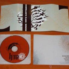 CDs de Música: HEAVY WINGED - FEEL INSIDE - CD [ARCHIVE, 2007] NOISE PSYCHEDELIC ROCK. Lote 50546514