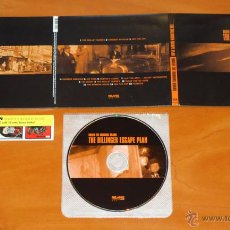 CDs de Música: THE DILLINGER ESCAPE PLAN - UNDER THE RUNNING BOARD - MCD [RELAPSE RECORDS, 2008]. Lote 50547315