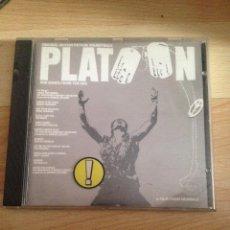 CDs de Música: PLATOON, SOUNDTRACK CD, BSO. Lote 50548655