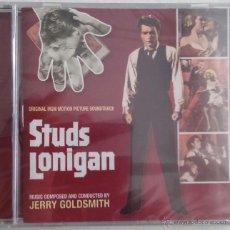 CDs de Música: STUDS LONIGAN - JERRY GOLDSMITH - PRECINTADO - CD BSO / OST / BANDA SONORA / SOUNDTRACK. Lote 50565904