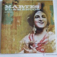 CDs de Música: MARTES FLAMENCOS - LOS GABRIELES - 13 TEMAS. Lote 50582566
