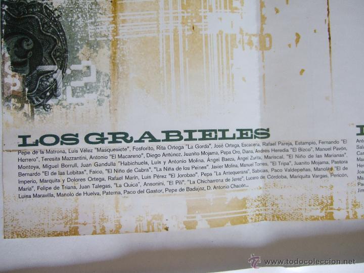 CDs de Música: MARTES FLAMENCOS - LOS GABRIELES - 13 TEMAS - Foto 2 - 50582566