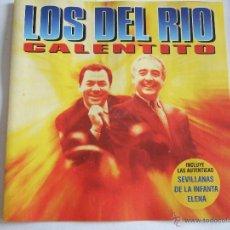 CDs de Música: LOS DEL RIO - CALENTITO - 11 TEMAS. Lote 50582582