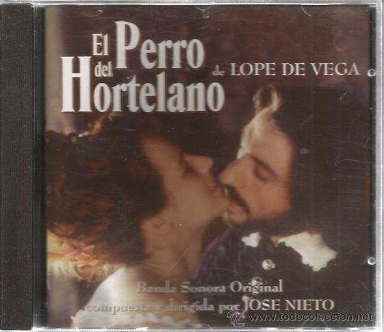 CD EL PERRO DEL HORTELANO ( BANDA SONORA DE JOSE NIETO ) (Música - CD's Bandas Sonoras)