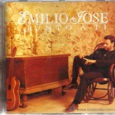 CDs de Música: CD EMILIO JOSE : JUNTO A TI . Lote 50594668
