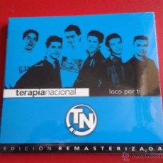 CDs de Música: CD NUEVO PRECINTADO TERAPIA NACIONAL LOCO POR TI EDICIÓN RESMASTERIZADA 11 TEMAS. Lote 50599077