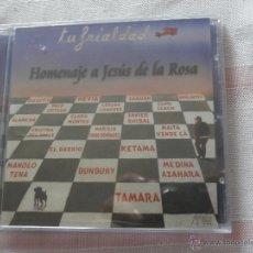 CDs de Música: TU FRIALDAD (TRIANA) HOMENAJE A JESUS DE LA ROSA CD NUEVO A ESTRENAR *PRECINTADO*. Lote 56252871
