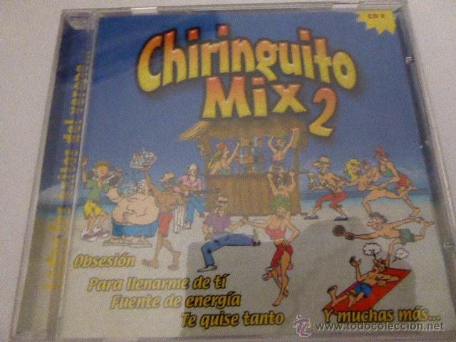 CHIRINGUITO MIX. CD 2. 15 TEMAS (Música - CD's Disco y Dance)