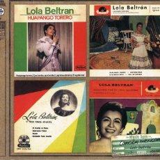 CD de Música: CD LOLA BELTRÁN. Lote 295275628