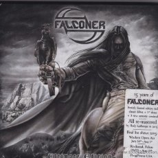 CDs de Música: FALCONER - FALCONER - ULTIMATE EDITION - 2 CDS - CD BOOK. Lote 50623881