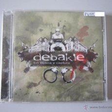 CDs de Música: CD - PUNK - DEBAKLE (EN BUSCA Y CAPTURA) - PRECINTADO. Lote 50663644