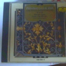 CDs de Música: BACH - OBRAS PARA ÓRGANO: TOCCATA Y FUGA BWV 565 ....OTRAS. Lote 50667315