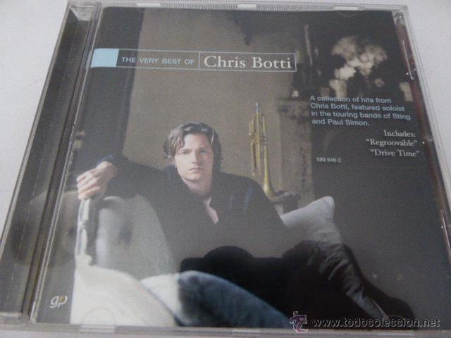 the best of chris botti