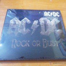 CDs de Música: AC DC ROCK OR BUST ACDC CD ALBUM DIGIPACK PRECINTADO 2014 PLAY BALL DOGS OF WAR 11 TEMAS AC/DC. Lote 50702915