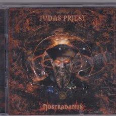 CDs de Música: JUDAS PRIEST - NOSTRADAMUS - 2 CD. Lote 50710709