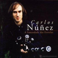 CDs de Música: CARLOS NÚÑEZ. A IRMANDADE DAS ESTRELAS. Lote 50719265