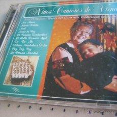 CDs de Música: CD .- NIÑOS CANTORES DE VIENA.- 2 CD.- AÑO 1997.- MADE IN EU.- ESTUCHE UN POCO ROTO. Lote 50719289