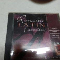 CDs de Música: ROMANTIC LATIN FAVORITES-101 STRINGS ORCHESTRA-CD-18 TEMAS-2186 456.. Lote 50725996