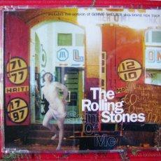 CDs de Música: THE ROLLING STONES.SAINT OF ME....CD MAXI 4 TEMAS....MUY RARO. Lote 50732353